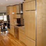 contemporary-custom-kitchen-with-wolf-sub-zero-built-in-appliances-swampscott-ma-kitchen-with-stainless-steel-textured-look-tile-backsplash