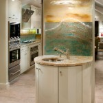custom-radius-bar-sink-base-custom-designed-artist-painted-glass-lighted-backsplash-with-textured-cresting-wave