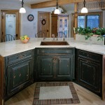 custom-stained-painted-distressed-island-cabinets-winchester-ma