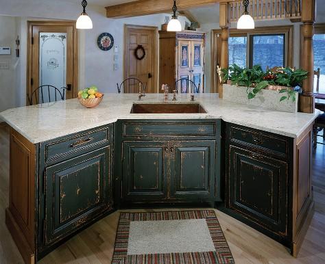Featured Design: Old World Kitchen | Northshore Kitchens Plus