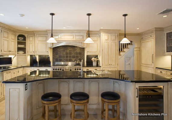dbs beaded inset cabinetry in cornerstone faux custom - Faux Kitchen Cabinets