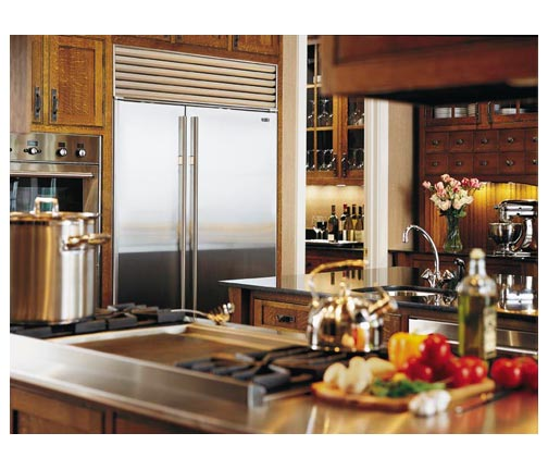 SUB-ZERO/WOLF North Shore Kitchens Plus 781-631-1060