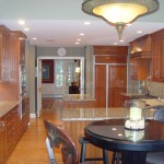 Custom Kitchen designed by Ken Dempsey Owner Northshore Kitchens Plus, Beverly MA