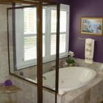 Custom Bathroom Shower & tub Marblehead
