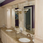 Custom Bathroom Vanity Marblehead