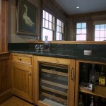 Sub Zero Undercounter Wine Storage Unit is answers to this Wine Lovers Dream! What could be better than your glass of wine & spectacular Rockport Ocean View