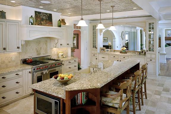 What's Your Style? Traditional Kitchens